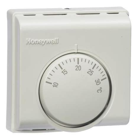 Honeywell Dial Setting Room Thermostat T6360B1028   Analogue Room Thermostats