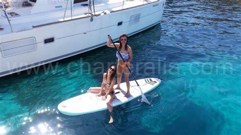 catamaran day charter ibiza lagoon 400 catamaran ibiza day charter charteralia boat
