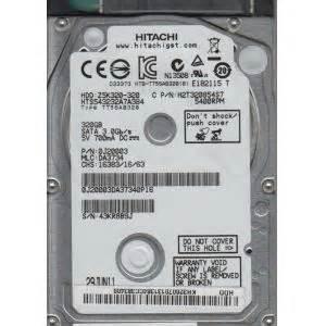 Hardisk Laptop Hitachi 320gb hdd sata2 320gb hitachi 2 5 quot hts543232a7a384 8mb 2 godine disk za laptop hitachi cene