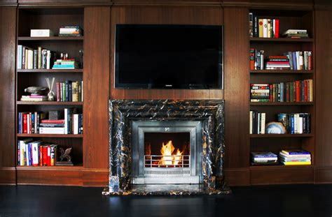 Hearth Cabinet by Hearth Cabinet Ventless Fireplaces