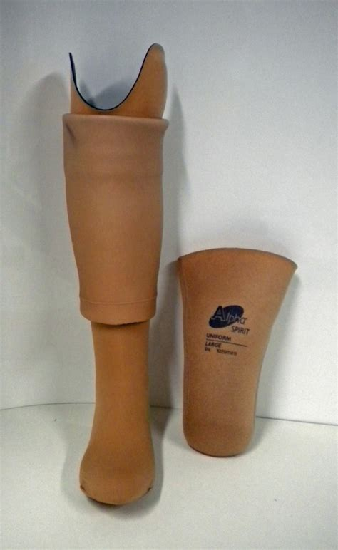 Most Comfortable Liners by Contact Socket With Prefabricated Liner Leg Tibial
