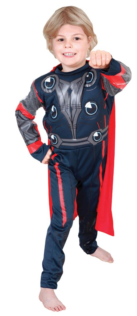 thor premium boys costume costumes boys deluxe thor costume boy s world book day fancy dress costumes mega fancy dress