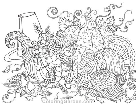 coloring book pdf format free printable thanksgiving coloring page
