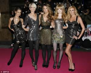 Aloud At The St Trinians Premiere by Painfully Thin Cheryl Cole Reveals Tiny Frame At X