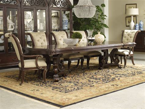 hooker dining room set hooker furniture grand palais dining room collection