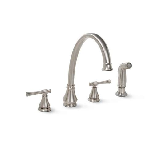 premier 120118lf torino kitchen faucet with two handles