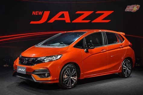 All New Honda Jazz 2018 by Honda Jazz 2018 Price In India Features Specifications