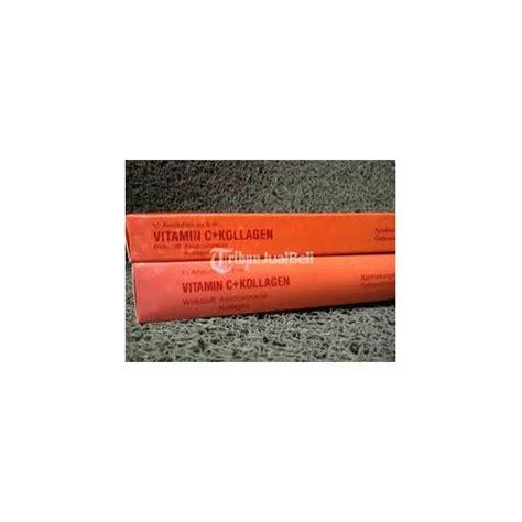 Suntik Vitamin C Dan Collagen suntik vitamin c collagen rodotex orange suntik putih murah jerman surabaya dijual tribun