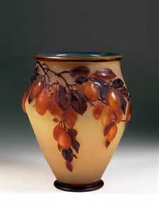 Galle Glass Vase Emile Gall 233 Souvenirs And Inspirations