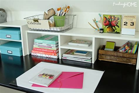 Home Office Accessories by Easy Diy Built In Desk Tutorial Finding Home Farms