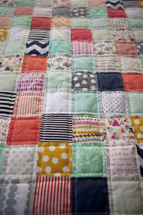 How Do You Do Patchwork - best 25 baby patchwork quilt ideas on simple