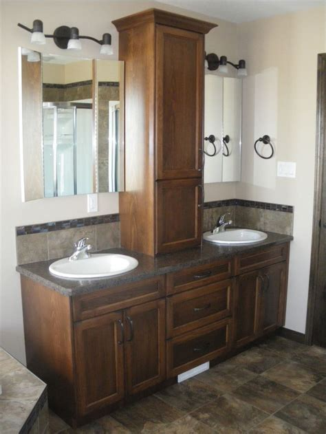 bathroom double sink cabinets best 25 double sink vanity ideas on pinterest double