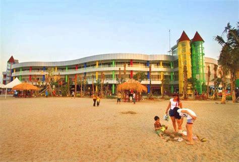 Tiket Masuk Pintu Gerbang Ancol pantai ramah anak di ancol spots liburan