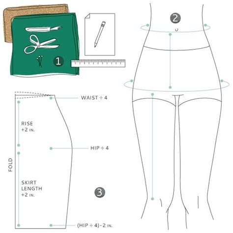 How To Make A Paper Skirt - tutorial color blocked wiggle skirt sewing patterns