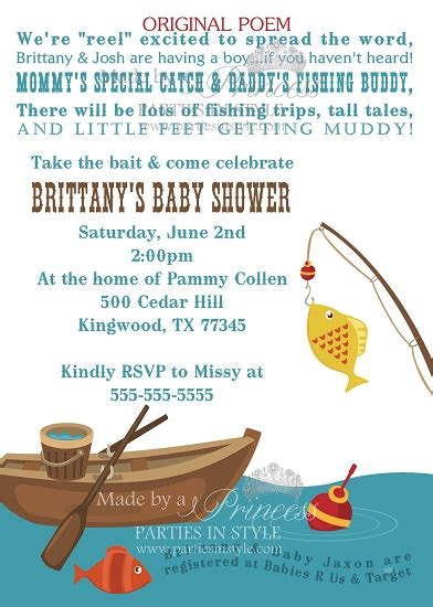 Fishing Baby Shower by Fishing Themed Baby Shower Lookup Beforebuying