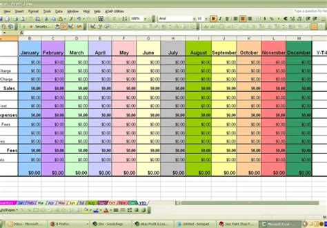 Types Of Spreadsheets by Do A Spreadsheet On Excel For Any Type Of Small
