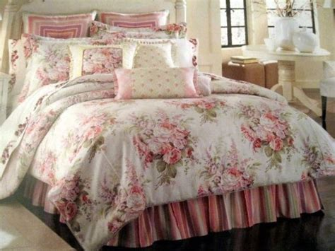 shabby chic king bedding 17 best images about shabby chic bedding on