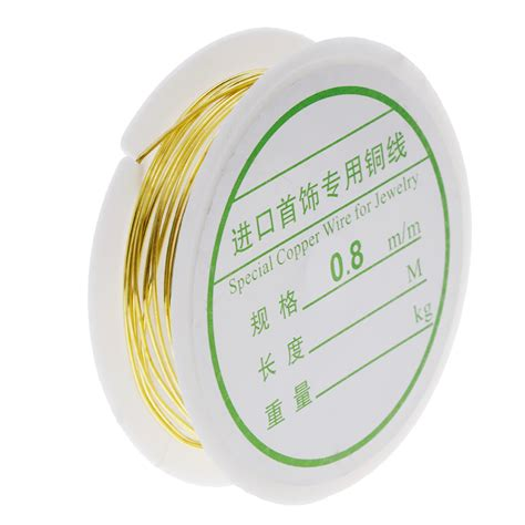Wholesale Lot Soft Copper Wire Wire Line For Diy Jewelry 0 2 0 wholesale lot soft copper wire wire line cord diy craft