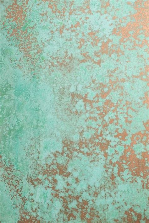 copper paint with green patina activator small spac3s