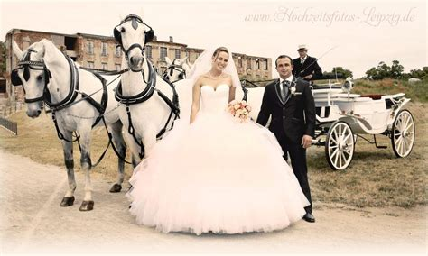 Kutsche Hochzeit by Hochzeitskutsche Leipzig Mieten Kutsche F 252 R Hochzeit Buchen
