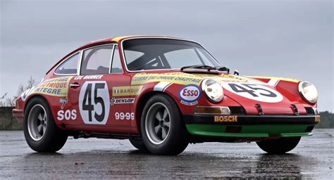 1969 Porsche 911 S Rally Car is a Hoot to Drive [w/Video]