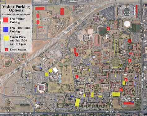 texas tech parking map visitor parking map transportation parking services ttu