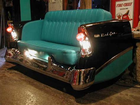 classic car couches funny and stupid ideas classic car seat sofa