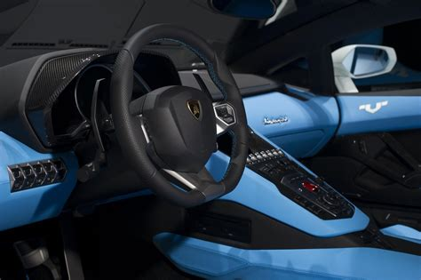 lamborghini aventador interior lamborghini aventador lp 700 4 nazionale revealed at