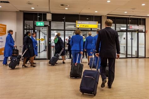 klm cabin baggage this is what makes a cabin attendant a top host or hostess