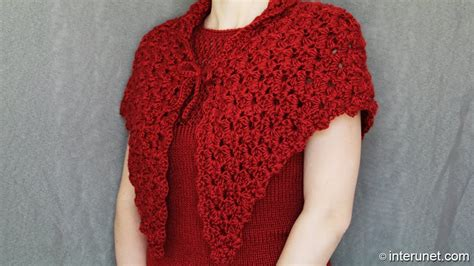 crochet how how to crochet a shawl tutorial with detailed