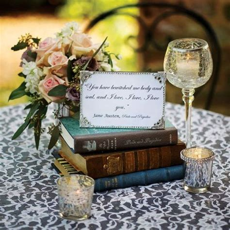 book wedding centerpieces 24 simple and book wedding centerpieces weddingomania