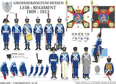 tafel darmstadt tafel 66 gro 223 herzogtum hessen darmstadt leib regiment