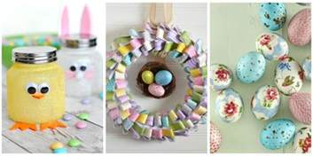 Easter Ideas by 60 Easy Easter Crafts Ideas For Easter Diy Decorations