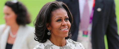 michelle obama hair loss michelle obama s hair pictures popsugar beauty