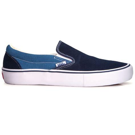 vans slip on pro shoes
