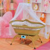 Automatic Swing Baby Cradle From Longjiang Town Shunde Electric Swing Baby Crib