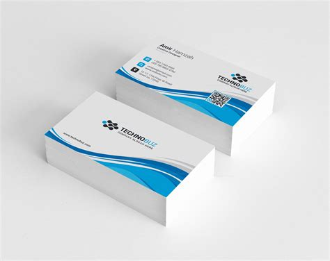 premium business card templates leo premium corporate business card template 000808