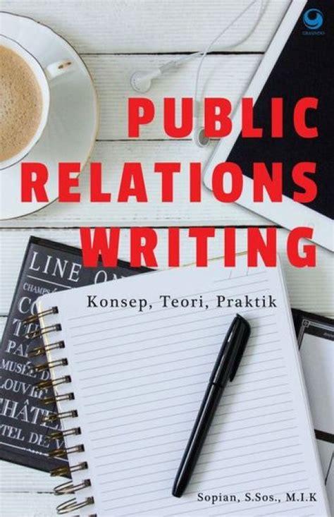 Buku Bekas Relations Writing bukukita relations writing konsep teori praktik