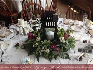 Christmas Floral Centerpiece Ideas - lantern wedding centerpiece buffalo wedding amp event flowers by lipinoga florist