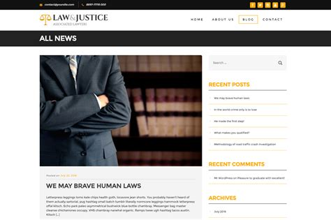 theme wordpress office law and justice law office wordpress theme themes