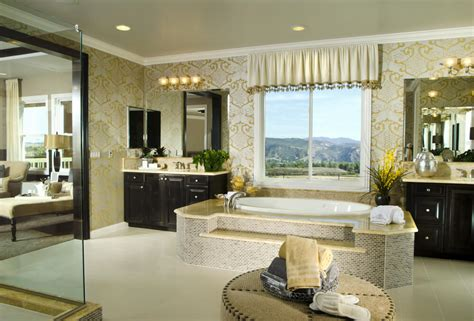 luxury master badezimmer 24 luxury master bathroom designs with centered soaking tubs