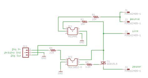 triac resistor wattage arduino playground acphasecontrol