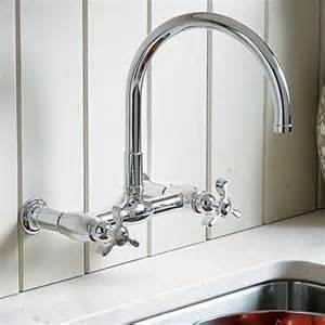wall mount all about kitchen faucets this house