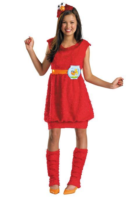 halloween costumes for teen girls teen girls elmo costume
