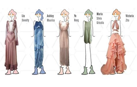 fashion design competition uk gerber names 5 finalists of fashion design competition