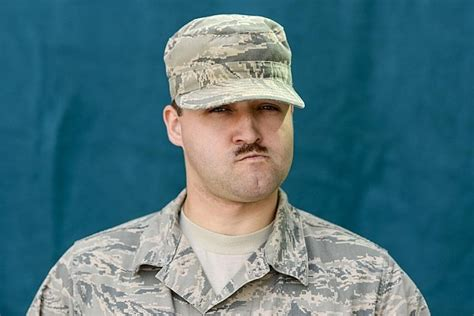 670 1 army mustache regulation mustache march s end means a close shave for many airmen
