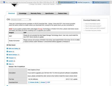 Asus Laptop Freezing Windows 8 asus s300 notebook pc quot screen quot microsoft community
