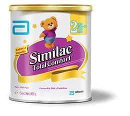 leche similac total comfort similac total comfort 2 abbott mam 225 productos