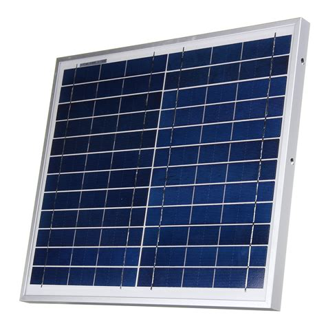 marine battery charger waterproof 12v 12w polysilicon solar panel battery charger system
