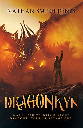 dragonkyn books biography of author nathan smith jones booking